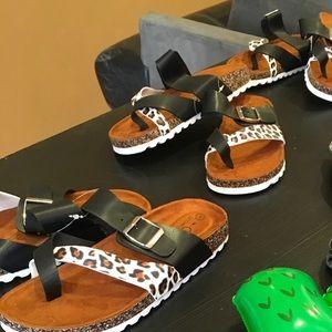 Wild West Sandals